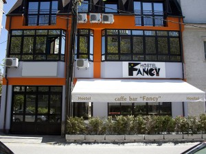 Fancy Hostel Zagreb